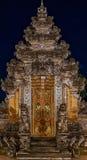 Hinduskiej świątyni drzwi Obrazy Royalty Free