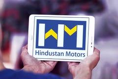 Hindustan viaja en automóvili el logotipo Fotografía de archivo libre de regalías