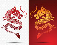 Hinese Dragon Stock Images