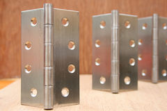 Hinges Royalty Free Stock Photo