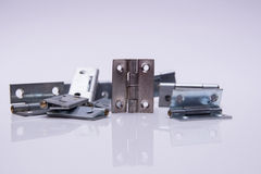Hinges Stock Image