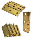 Hinges set Stock Photography