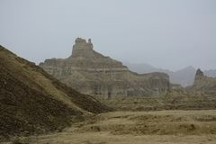 Hingol national park is one of the most exotic and hospitable places Stock Images