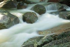 HinLad-Wasserfall KOH samui Thailand Stockfotos