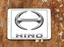 Hino Motors logo Stock Photo