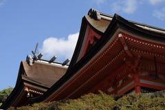 Hinomisakiheiligdom Royalty-vrije Stock Afbeeldingen
