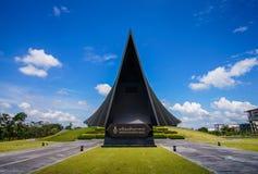 Hintere Ansicht von Prinzen Mahidol Hall Lizenzfreies Stockbild