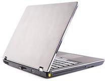 Hintere isometrische Ansicht des Laptops Lizenzfreie Stockfotografie