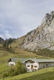 Hinteres Scharnitzalm südlich Benediktenwand Stockbilder