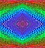 Hintergründe der Farbquadratische abstrakten Kunst Stockbilder