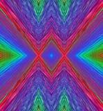 Hintergründe der Farbquadratische abstrakten Kunst Stockfotografie