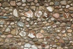 Hintergründe der Steinwand Stockbild