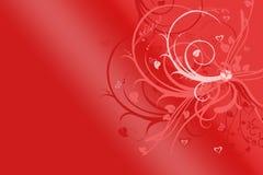 Hintergründe für Valentinsgrußtag stock abbildung