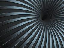 Hintergrund 3D Stock Abbildung