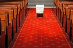 Hintergrund-Abbildung der Kirche Lizenzfreie Stockfotos
