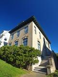 Hintergrund-Abbildung des Hauses Lizenzfreie Stockfotos
