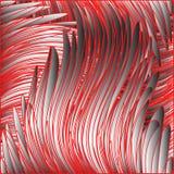 Hintergrund-abstraktes Feuer Stockbild