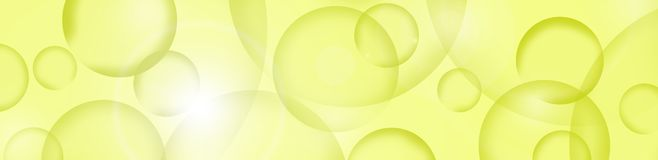 Hintergrund Abstraktion mit farbigen Kreisen lizenzfreie stockbilder