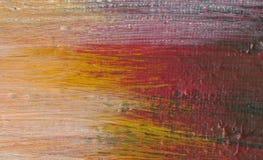 Hintergrund, Acrylfarbe Lizenzfreie Stockbilder