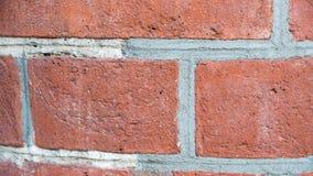 Hintergrund: alte Backsteinmauernahaufnahme Lizenzfreie Stockfotos