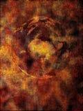 Hintergrund - Apocalypse Stockbild