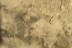 Hintergrund, Beschaffenheit - alter Zementputz Stockfotografie