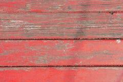Hintergrund, Beschaffenheit der alten gemalten Holzbank lizenzfreie stockbilder