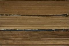 Hintergrund, Beschaffenheit von alten Staplungsb?chern stockfotografie