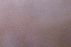 Hintergrund, Beschaffenheitspulver-Beschichtungsmetall lizenzfreies stockbild