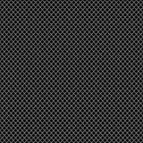 HINTERGRUND-Beschaffenheitsvektor des grauen Metalldiamantmaschenmusters nahtloser Luxus Lizenzfreies Stockbild