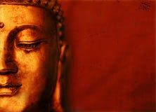 Hintergrund Buddha-Orientale Stockfotos