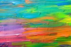 Hintergrund der abstrakten Kunst. Lizenzfreies Stockbild