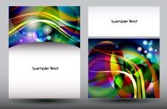 Hintergrund der abstrakten Kunst Lizenzfreie Stockfotos