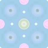 Hintergrund der abstrakten Kunst, Illustration Lizenzfreies Stockbild
