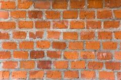 Hintergrund der alten Backsteinmauerbeschaffenheit lizenzfreie stockfotografie