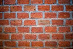 Hintergrund der alten Backsteinmauerbeschaffenheit Stockfotos