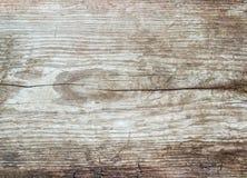 Hintergrund der alten dunklen gebrochenen hölzernen Planke Stockfoto