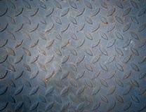Hintergrund der alten Stahlplattenbeschaffenheit lizenzfreie stockbilder