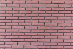 Hintergrund der alten Weinlesebacksteinmauer stockfoto