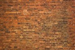 Hintergrund der alten Weinlesebacksteinmauer Stockfotos