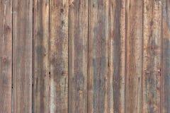 Hintergrund in der Art ein rustikales von den alten rauen hölzernen unbemalten Brettern Lizenzfreies Stockbild