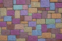Hintergrund der Backsteinmauer Lizenzfreie Stockbilder