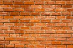 Hintergrund der Backsteinmauer-Beschaffenheit Lizenzfreies Stockfoto