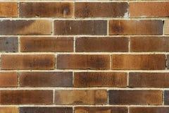 Hintergrund der Backsteinmauerbeschaffenheit Stockfoto