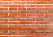 Hintergrund der Backsteinmauerbeschaffenheit Stockbilder