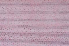 Hintergrund der Backsteinmauerbeschaffenheit, zacken gefärbt aus Lizenzfreie Stockfotos