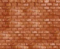 Hintergrund der Backsteinmauernahaufnahmebeschaffenheit Lizenzfreies Stockfoto
