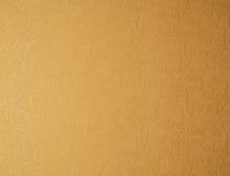 Hintergrund der beige Tapete. Lizenzfreies Stockfoto