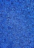 Hintergrund der Beschaffenheit der blauen Steine Stockfoto