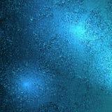 Blaue und weiße Punkte des Lichtes. + EPS8 Lizenzfreies Stockfoto